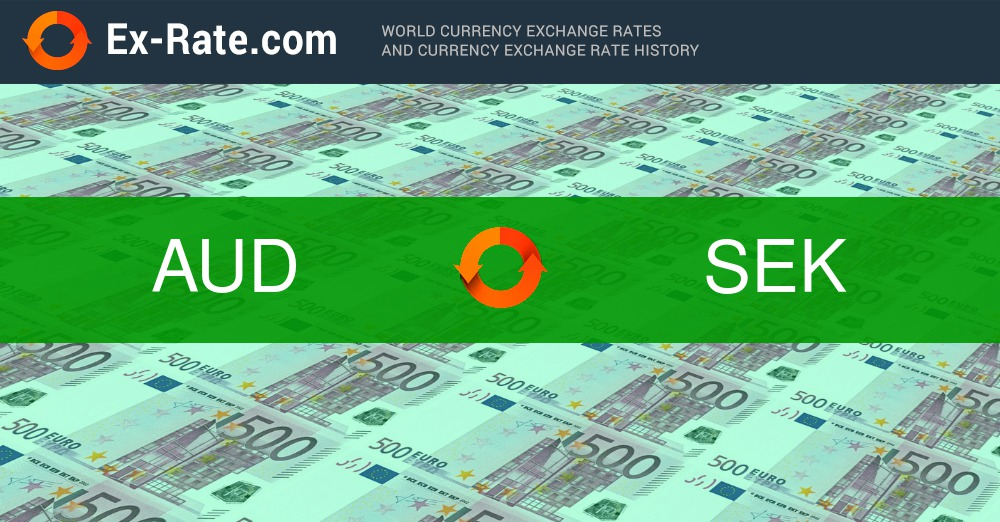 Swedish Krona(SEK) To Australian Dollar(AUD) Exchange Rates History