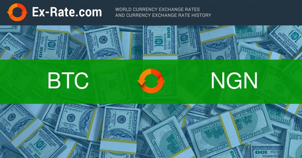 1 btc in naira