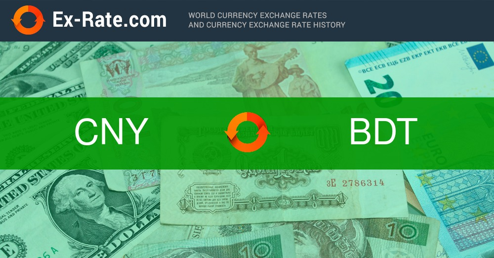 How much is 200 renminbi ¥ (CNY) to taka (BDT) according to the