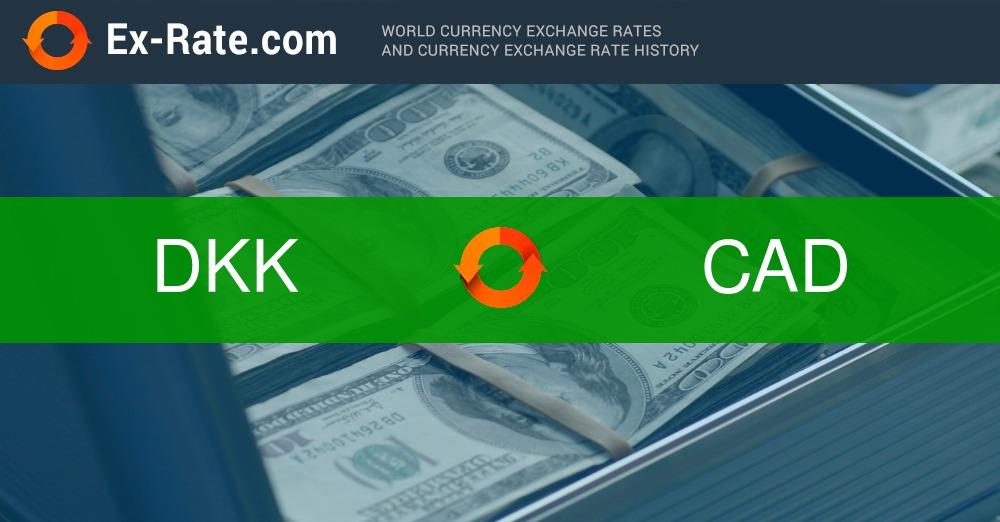 How Much Is 100 Kroner Kr Dkk To Cdn