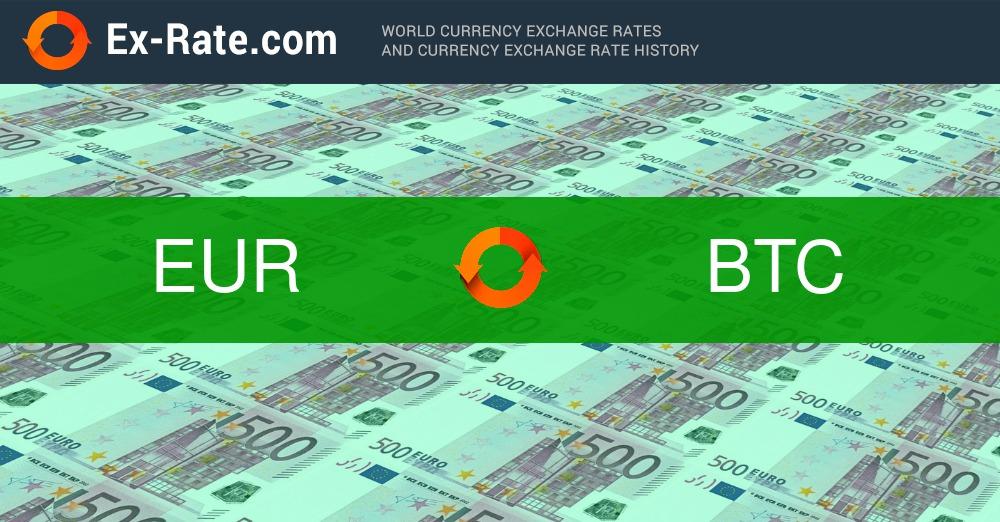 conversione in euro bitcoin