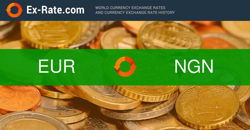 How Much Is 100 Euro Eur To Ngn