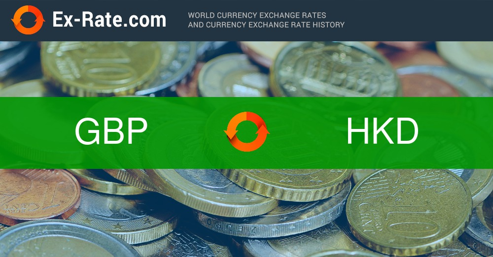 How Much Is 100 Pounds Gbp To Hkd According To The Foreign Exchange Rate For Today