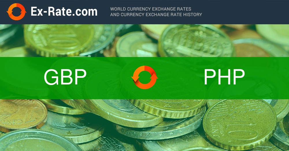 gbp to php