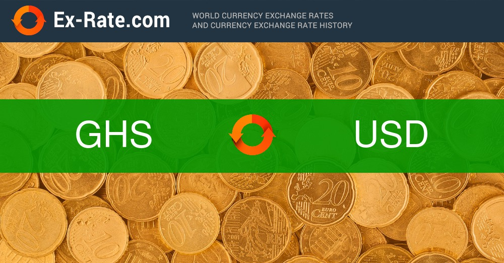 How Much Is 100 Cedis Gh Ghs To Usd According The Foreign Exchange Rate For Today