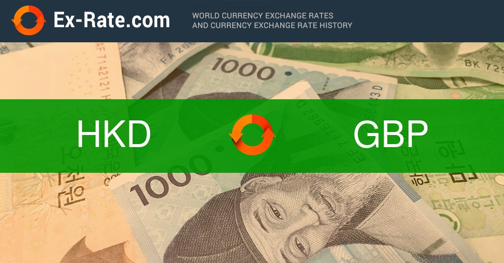 How Much Is 10000 Dollars Hkd To Gbp According To The Foreign Exchange Rate For Today