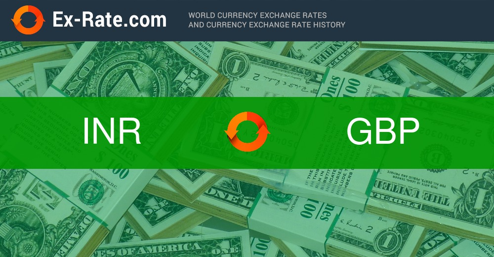 How Much Is 1000 Rupees Rs Inr To Gbp According To The Foreign Exchange Rate For Today