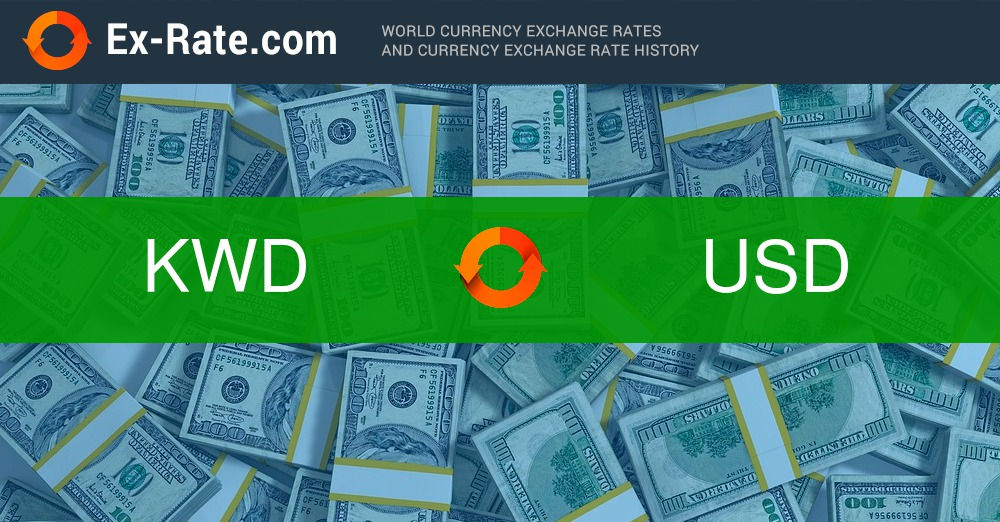 100 Dinars د ك Kwd To Usd