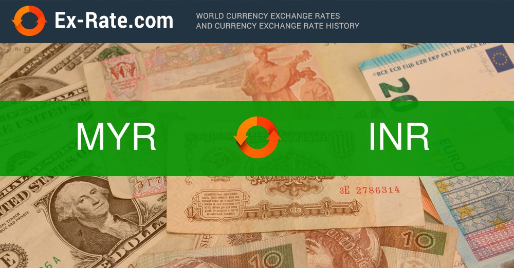 How Much Is 500 Ringgits Rm Myr To Rs Inr According To The Foreign Exchange Rate For Today