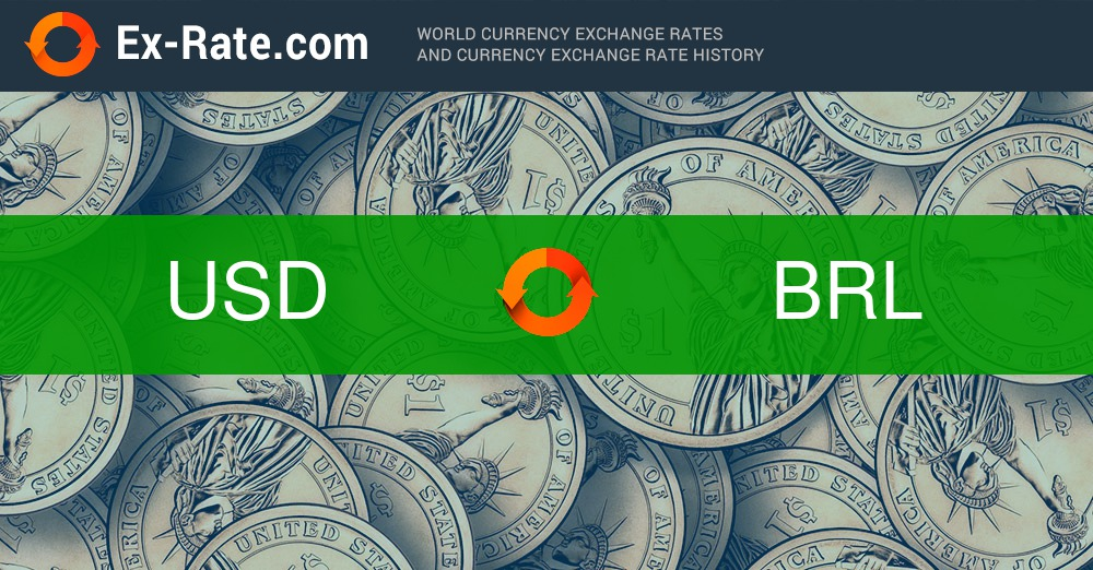 How Much Is 10000 Dollars Usd To R Brl According The Foreign Exchange Rate For Today