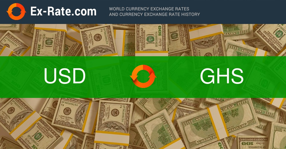 300 Dollars Usd To Gh Ghs