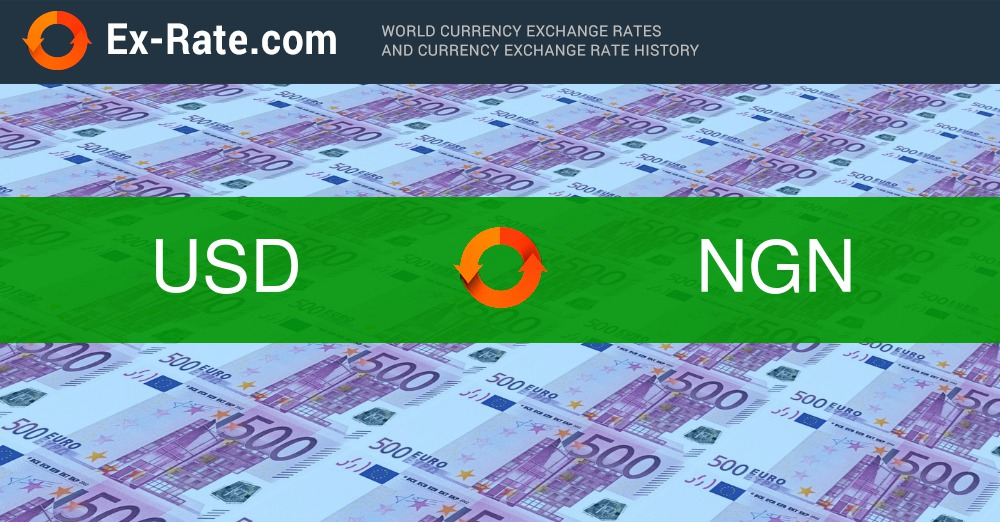 How Much Is 50000 Dollars Usd To Ngn According The Foreign Exchange Rate For Today