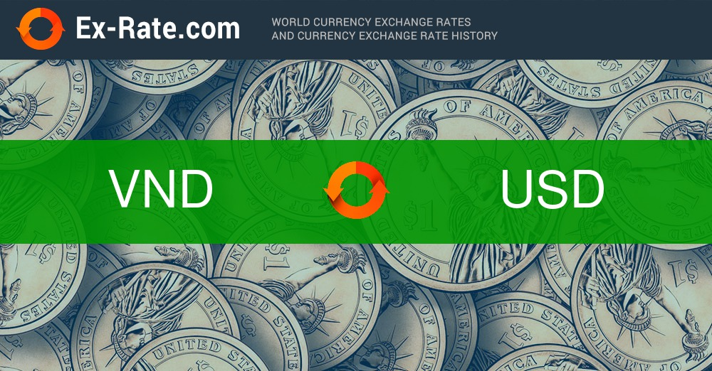 How much is 100000 dong ₫ (VND) to $ (USD) according to the foreign  exchange rate for today